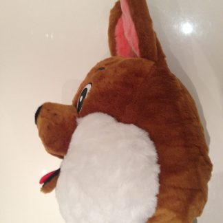 74p-Hase-Kostüm-Lauffiguren