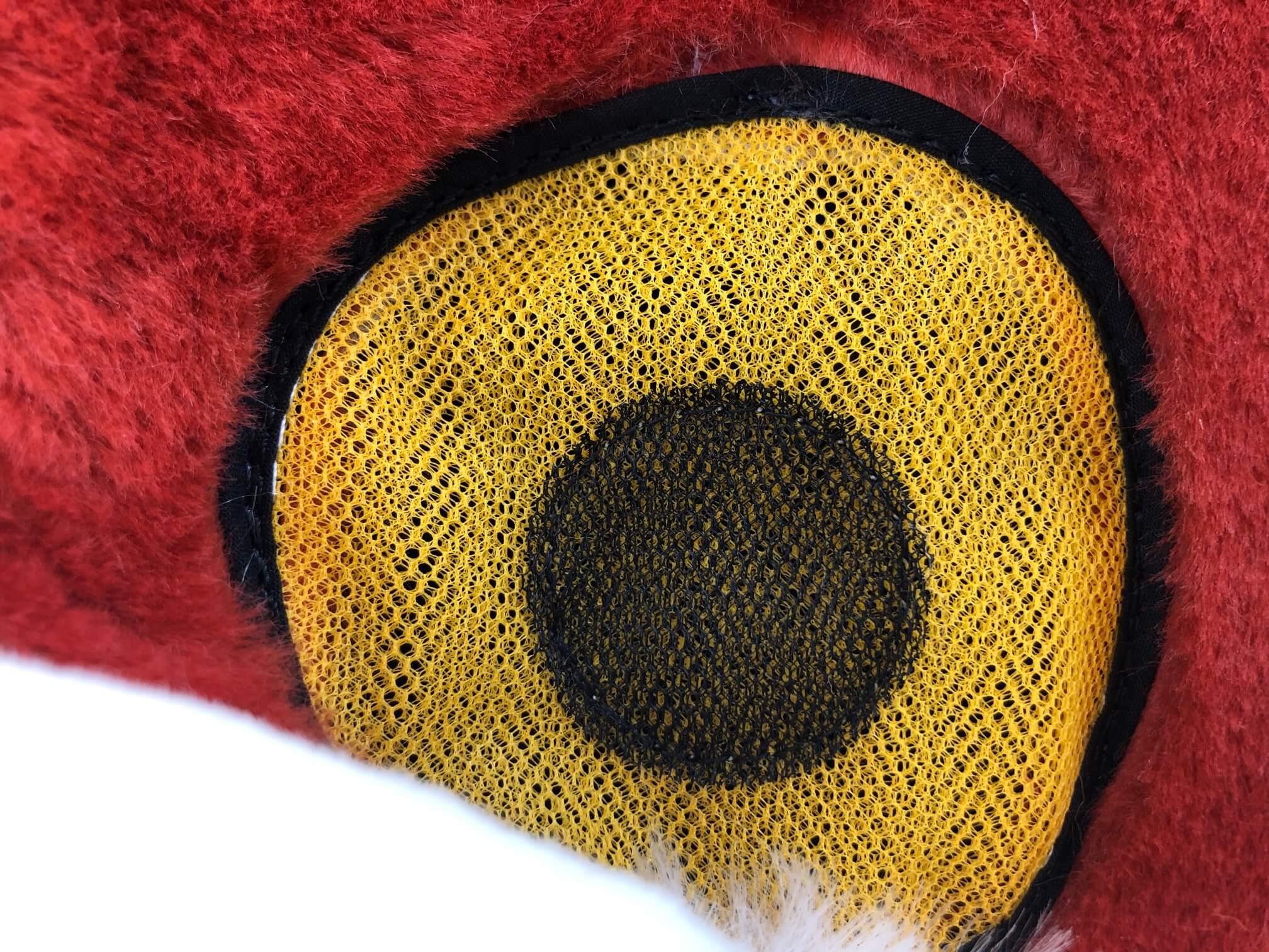 79p-Fuchs-Maskottchen