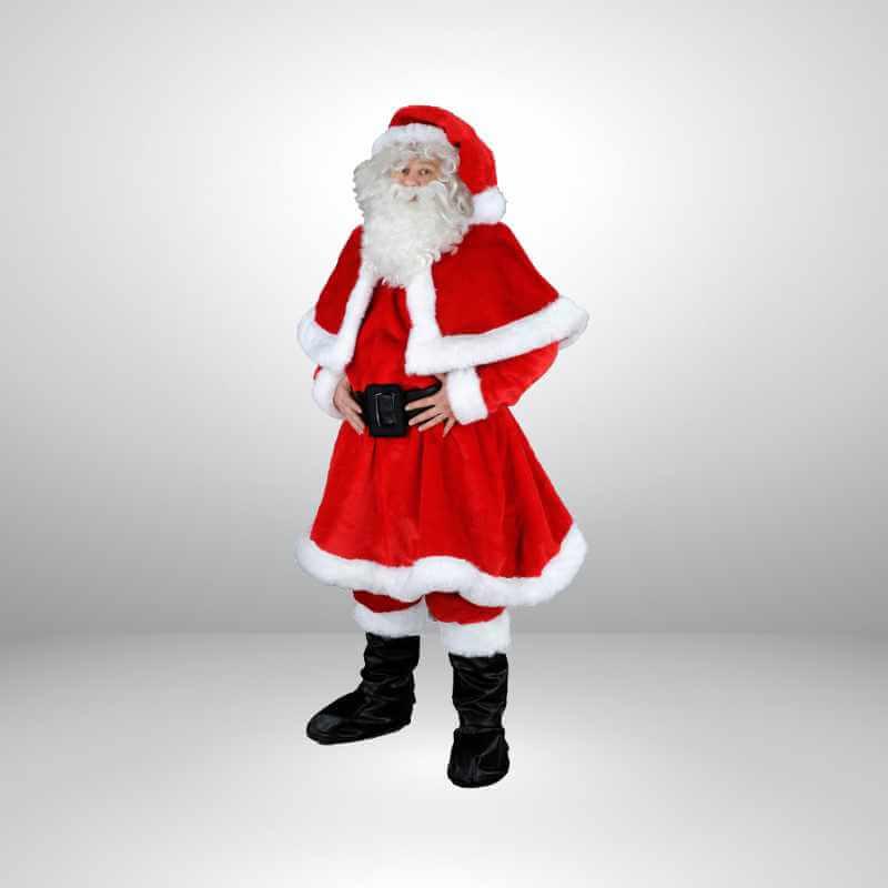 Weihnachtsmann-Kostueme